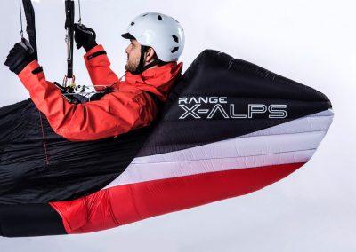 RANGE X-ALPS Aerodynamischer Heckflügel