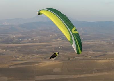 skywalk CAYENNE5 grün paraglider