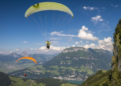 skywalk MASALA2 bronze grün paraglider lightweight