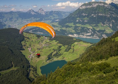 skywalk MASALA2 bronze paraglider lightweight