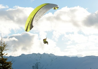 skywalk TEQUILA4 grün paraglider