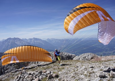 skywalk TONKA2 paraglider miniwing