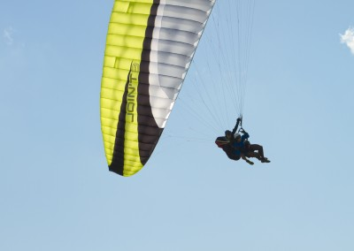 JOIN´T3 paraglider grün tandem