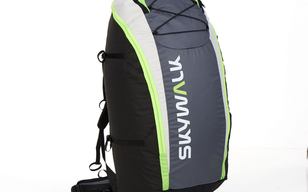 "New skywalk Backpack – ""ALPINE"""