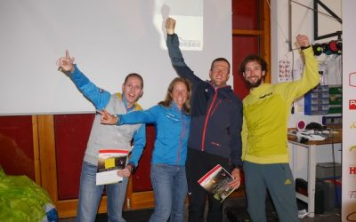 skywalk Athletes Dominate BordAirRace at Germany´s Kampenwand